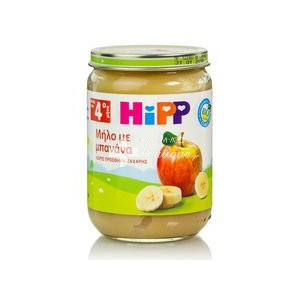 Hipp apple   banana 190gr