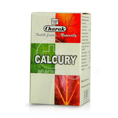 CHARAK - Calcury - 75tabs
