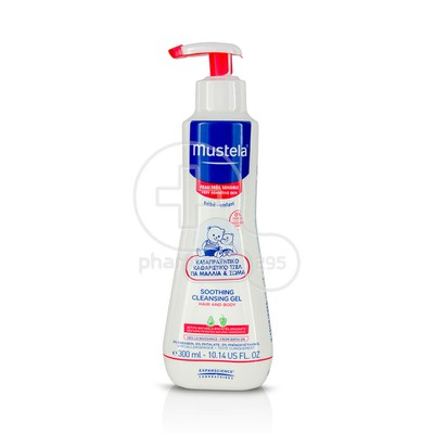 MUSTELA - Soothing Cleansing Gel - 300ml
