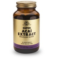 SOLGAR ACAI EXTRACT SUPER SOFTGELS 50S