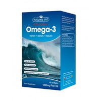 NATURES AID SUPER STREN OMEGA 3-707MG OMEGA 3 FATTY AC 60 TA