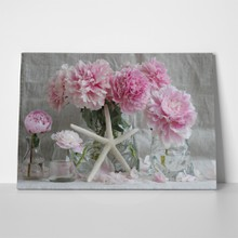 Peonies with starfish 678321502 a