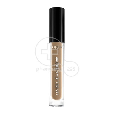 L'OREAL PARIS - UNBELIEVA BROW Gel No102 (Cool Blonde) - 3,4ml