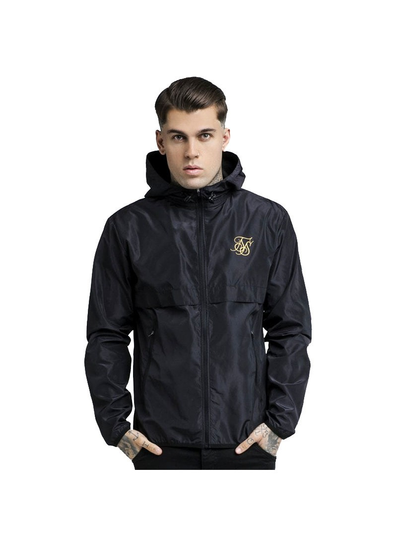 SikSilk Windrunner – Black