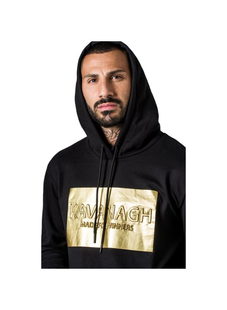Gianni Kavanagh Black/Gold Winners Hoodie
