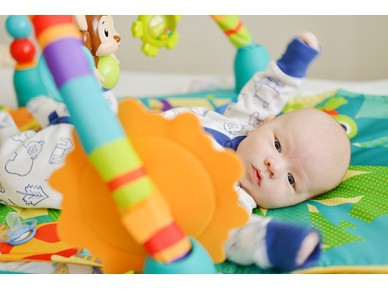 Baby Toys: From 0 to 12 Month!
