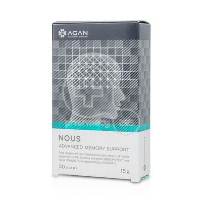 AGAN - NOUS Advanced Memory Support - 30caps