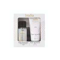 INALIA SUNSCREEN FACE SPF30 50ML (PROMO+MICELLAR WATER 50ML)