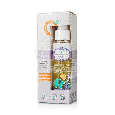 PHARMASEPT - BABY CARE Natural Oil - 100ml