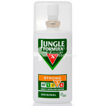 Jungle Formula STRONG Original Spray (>12 ετών) - Αντικουνουπικό, 75ml
