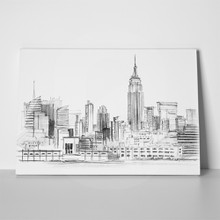 New york pencil drawing 2 324552920 a