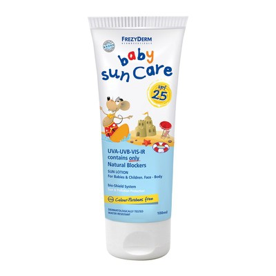 FREZYDERM - Baby Sun Care SPF25 - 100ml