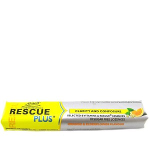 Bach rescue plus karameles 10tmch enlarge