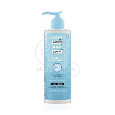 LOVE BEAUTY AND PLANET - MARINE HYDRATION Body Lotion - 400ml