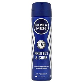 NIVEA ΑΠΟΣΜΗΤΙΚΟ SPRAY MEN PROTECT&CARE 150ML