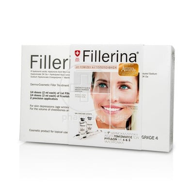 FILLERINA - Plus Filler Treatment Grade 4 - 2x30ml