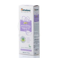 HIMALAYA - Nourishing Baby Oil - 200ml