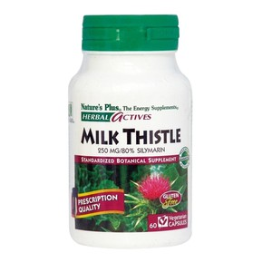 Nature s plus milk thistle