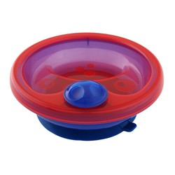 Warming plate with suction cup  6 + months