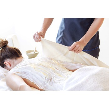 GIFT VOUCHER: SIGNATURE NOURISHING YOGHURT, HONEY & SUGAR WRAP TREATMENT
