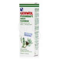 GEHWOL - FUSSKRAFT Grun - 75ml