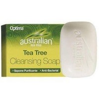 OPTIMA TEA TREE CLEANSING SOAP 90GR