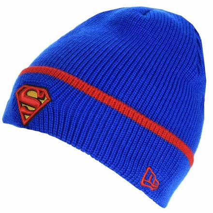 POP CUFF KNIT3 SUPERMAN OFFICIAL   ΚΑΠ. ΕΙΣ