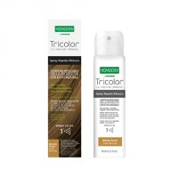 HOMOCRIN TRICOLOR SPRAY ΒΑΦΗΣ ΜΑΛΛΙΩΝ DARK BLONDE 75ML