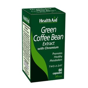 Health aid green coffee extract