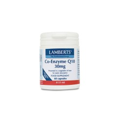 Lamberts Co-Enzyme Q10 30mg 60 κάψουλες