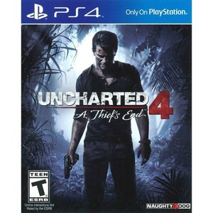 LOJE PS4 UNCHARTED 4 A THIEF'S END