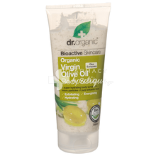 Dr.Organic Virgin Olive Oil BODY SCRUB - Scrub Σώματος, 200ml
