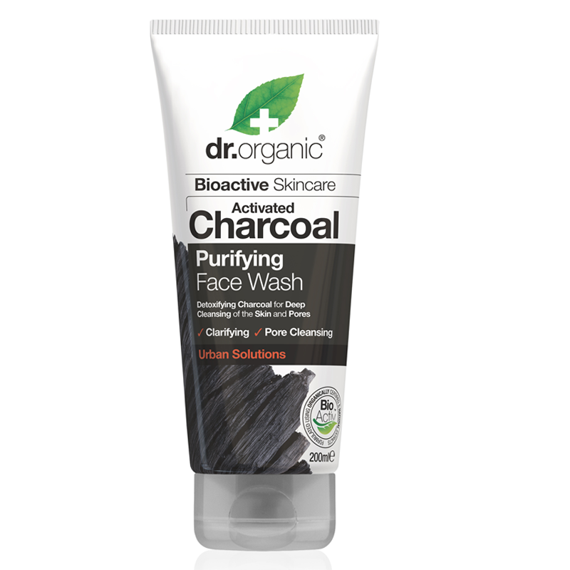 Activated Charcoal Purifying Face Wash 200ml