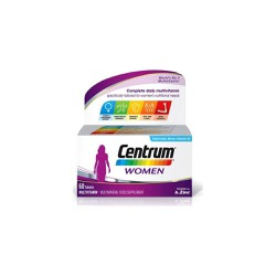 Centrum Women Vitamin Αnd Μineral Supplements 60 tabs