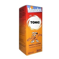 SEVEN SEAS MINADEX TONIC SIROP 100ML