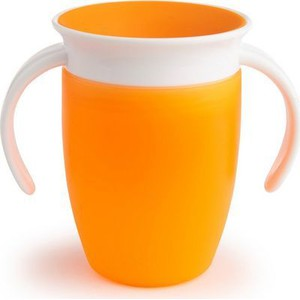 Munchkin miracle 360 trainer cup orange