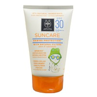 APIVITA SUNCARE BABIES PROTECTION CREAM SPF30 100ML