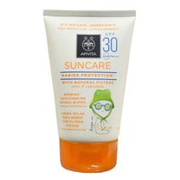 APIVITA SUNCARE BABIES PROTECTION SPF30 NATURAL FILTERS 100ML