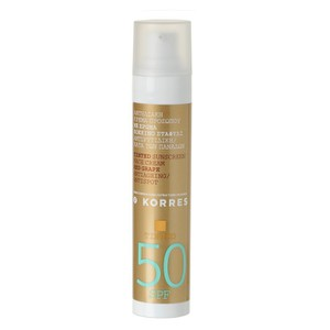 Korres suncare red grape spf50 xroma