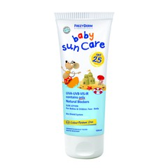 Frezyderm Baby Sun Care Lotion SPF25 Αντηλιακό Γαλάκτωμα 100ml