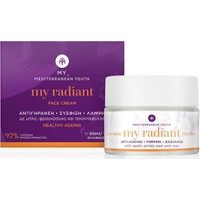 Mediterranean Youth My Radiant Face Cream Healthy Ageing 50ml