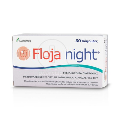 ITALFARMACO - Floja Night - 30caps