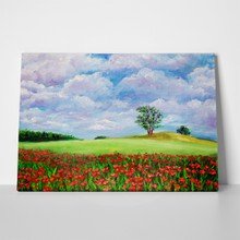 Wildflower oil painting 2 148792493 a