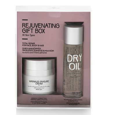 Rejuvenating gift box
