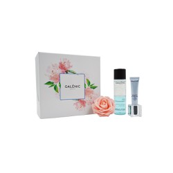 Galenic Promo Eye Cream Beauté du Regard 15ml + Gift Cleaning Lotion 125ml