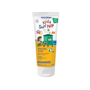 FREZYDERM Kids sun nip lotion spf50 175ml