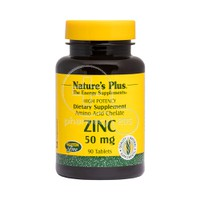 NATURE'S PLUS - Zinc 50mg - 90tabs
