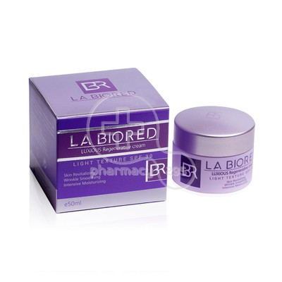 LA BIORED - LUXIOUS Regenerative Cream SPF30 (light texture) - 50ml