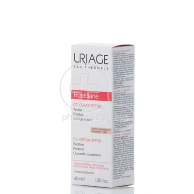 URIAGE - ROSELIANE CC Cream SPF30 (Teinte Universelle) - 40ml