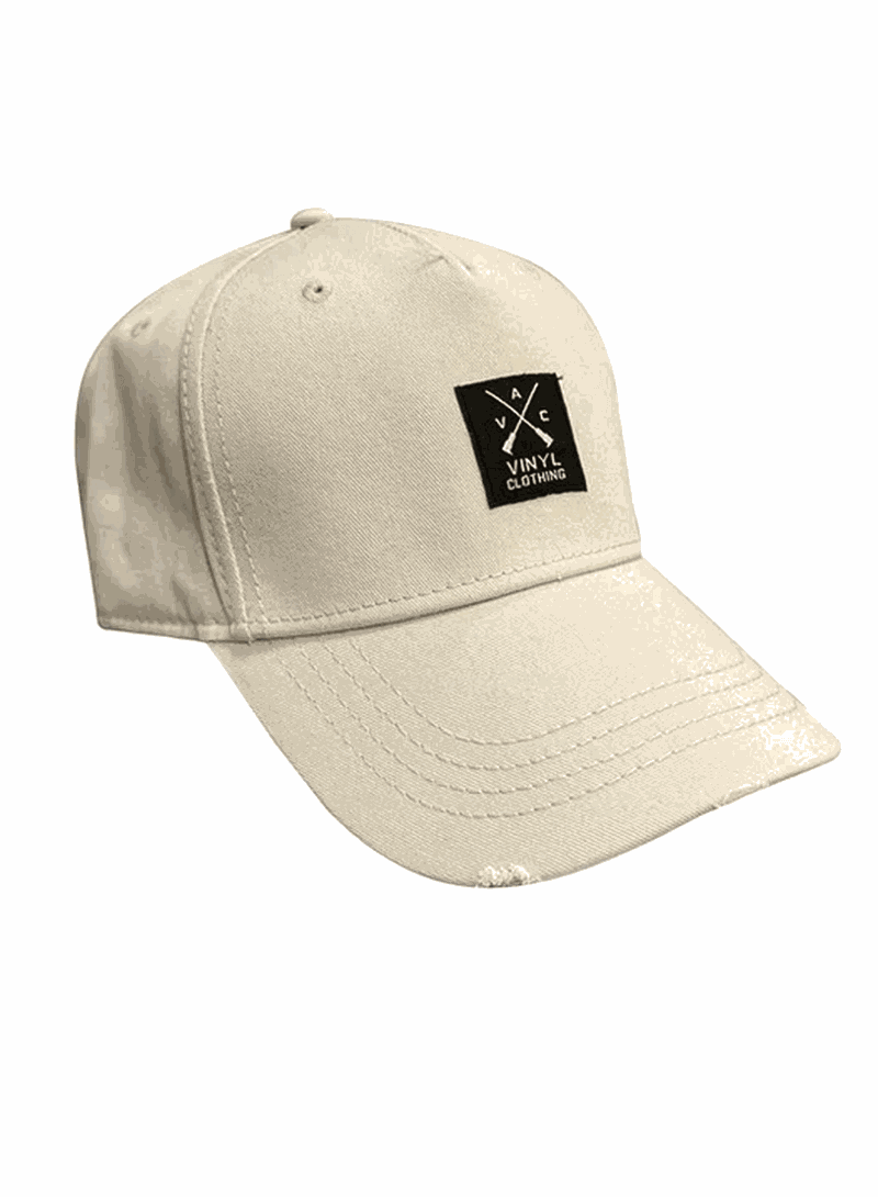 VINYL ART CLOTHING BEIGE CARGOCAP